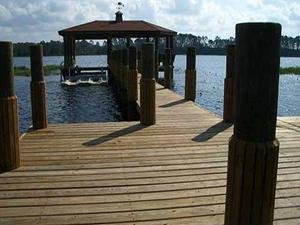 Lance Jones' Boathouse