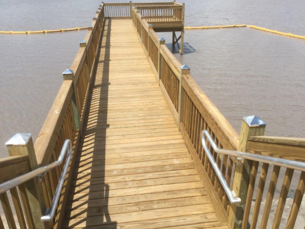 Lake Preserve Pine Deck