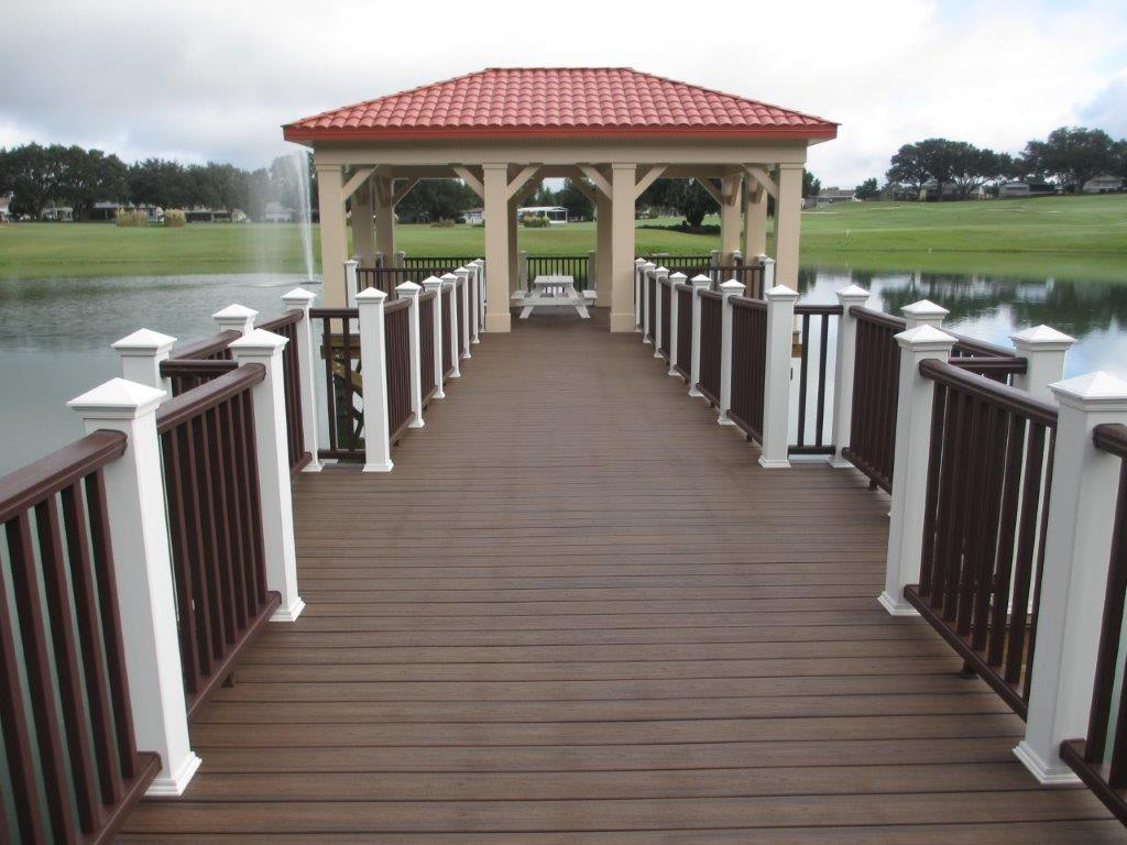 The Villages Pier and Pavilion