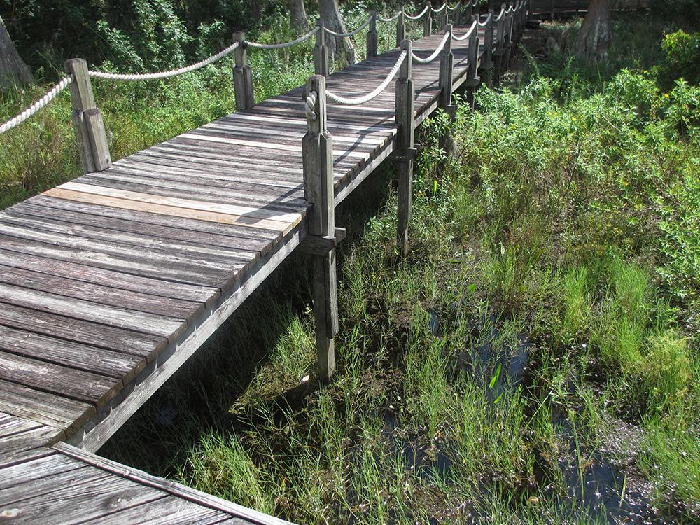boardwalk repair services florida