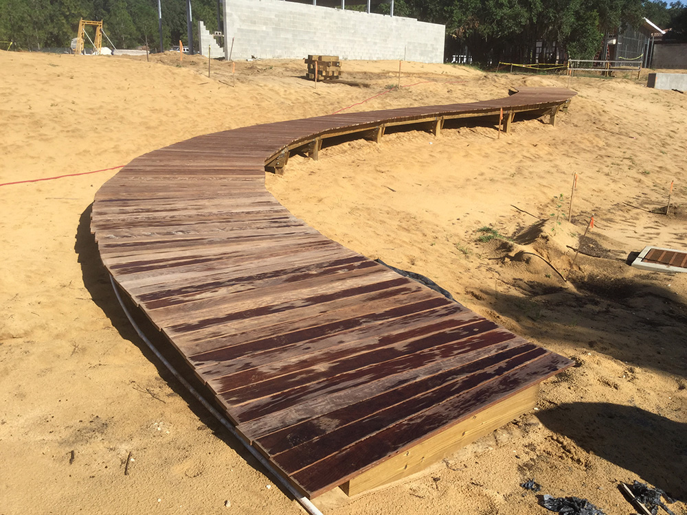 boardwalk repair services