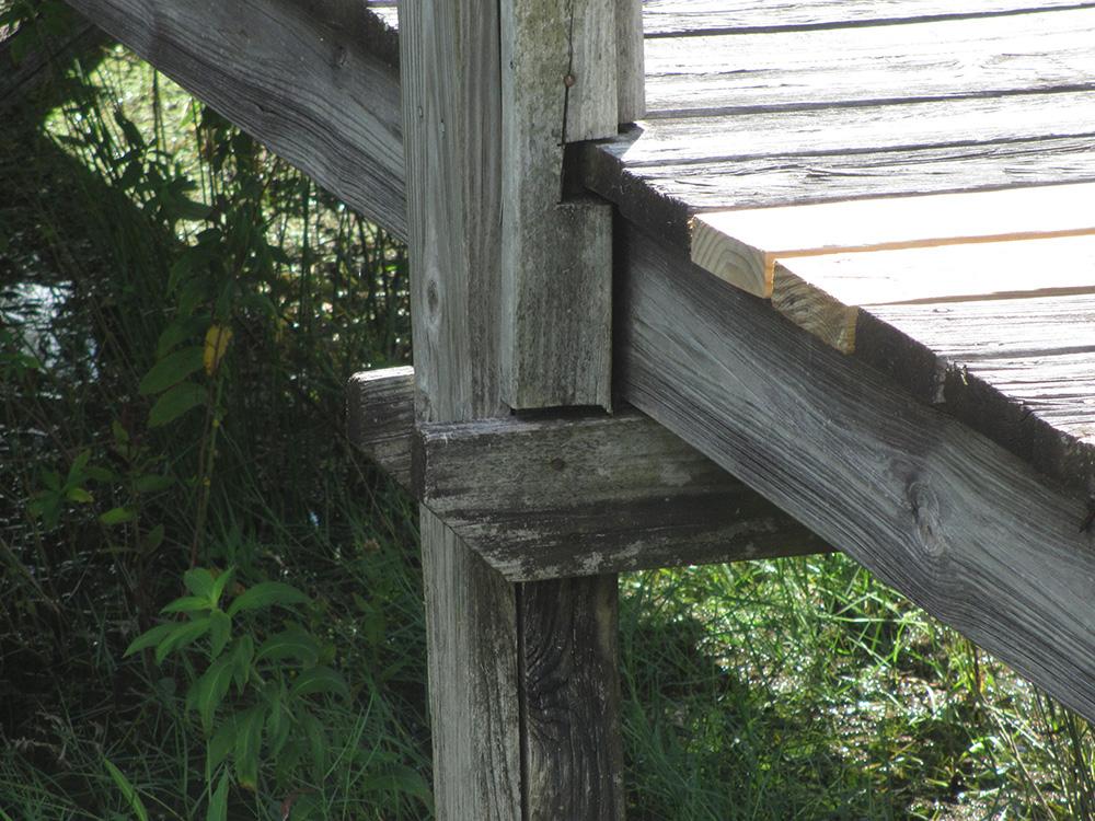 boardwalk repairs fender marine
