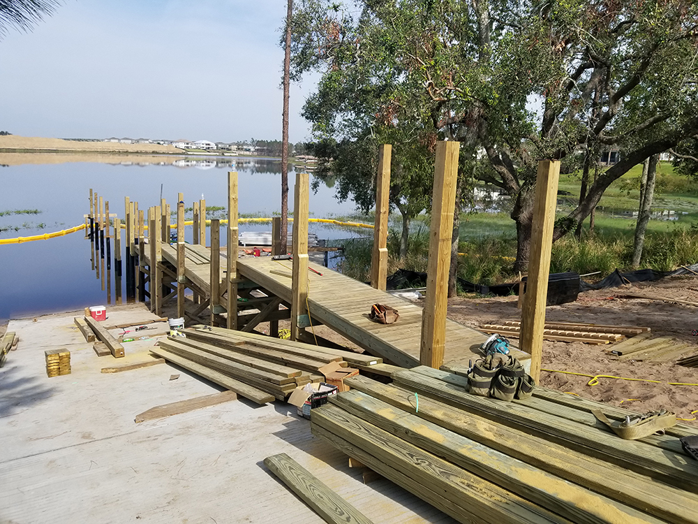 boat ramp construction companies