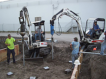 foundation services