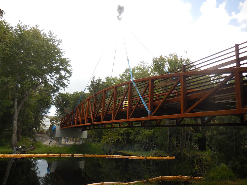 vehicle bridge builders