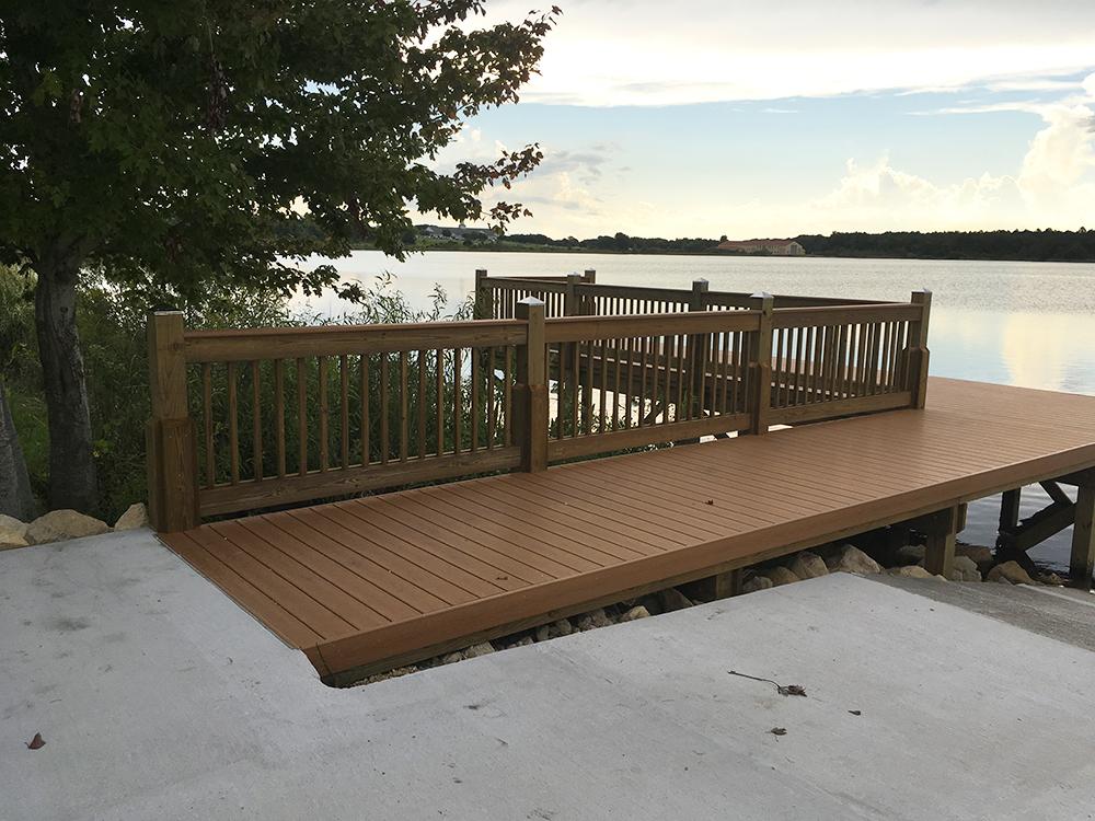 boat ramp installation services fender marine construction