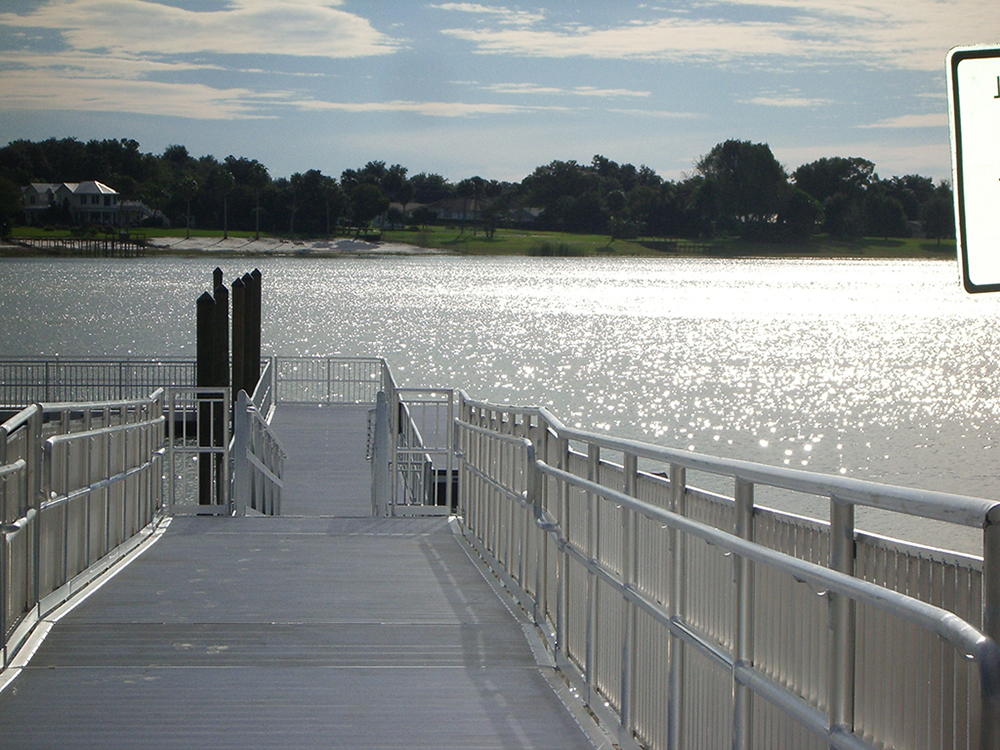 floating dock contractor central florida