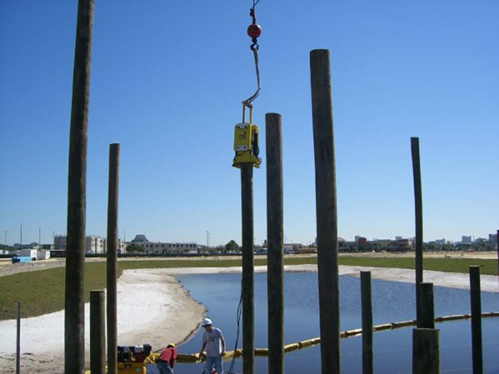 pile driving contractors central florida
