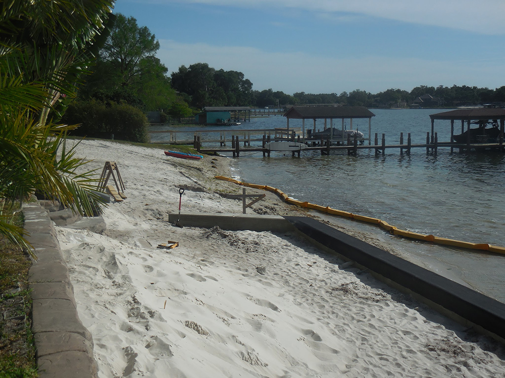residential seawall contractors in central florida