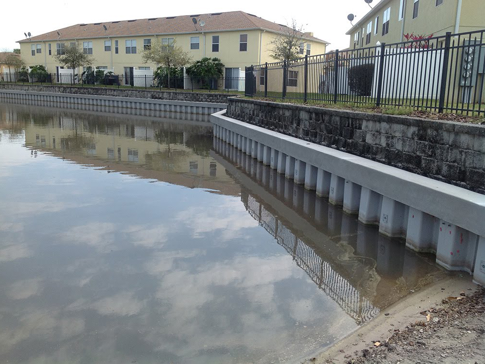 seawall contractor and builders in central florida