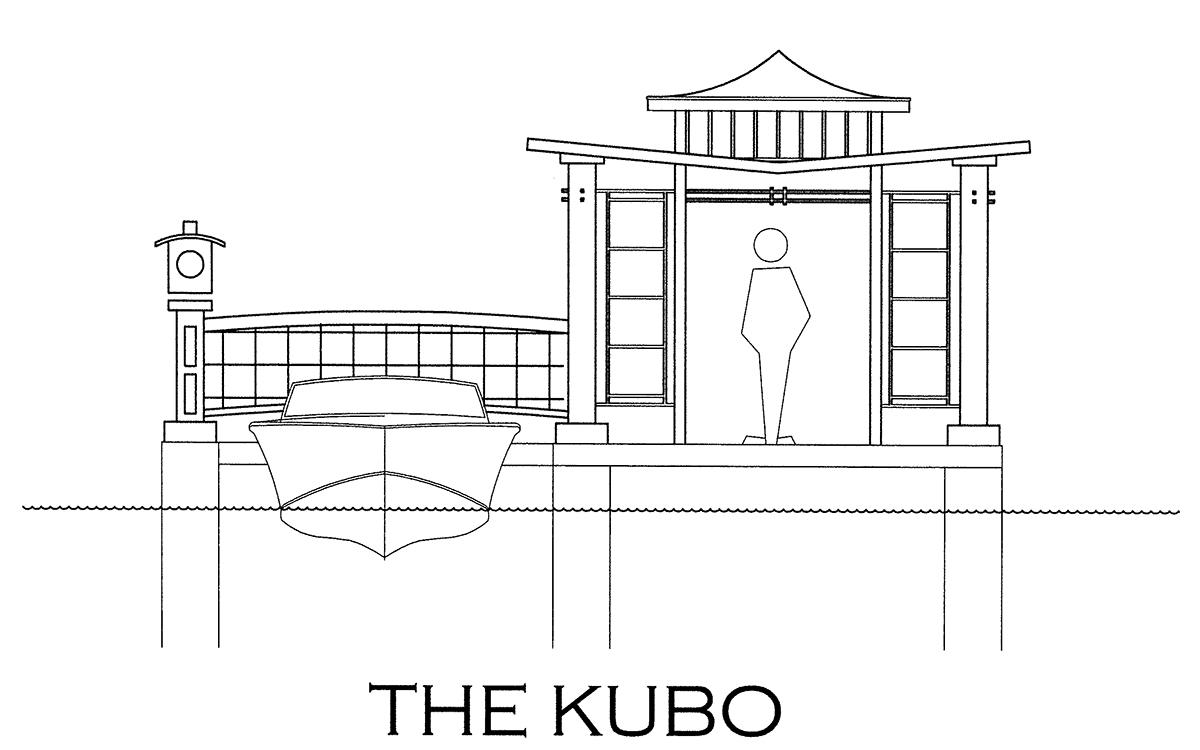 The Kubo Boathouse Design