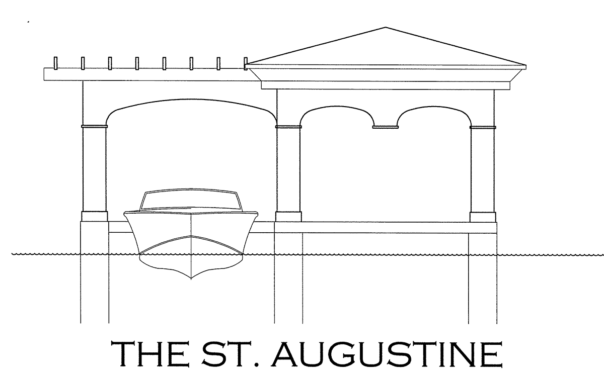 The St Augustine Boathouse Design