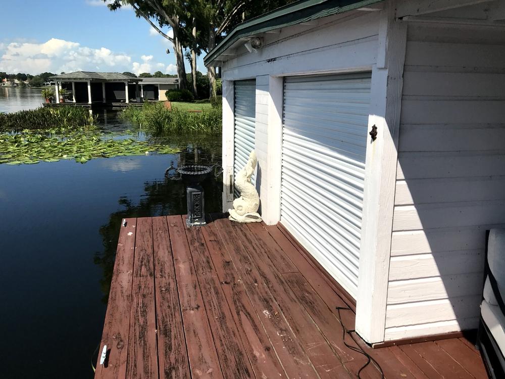 dock re decking contractors