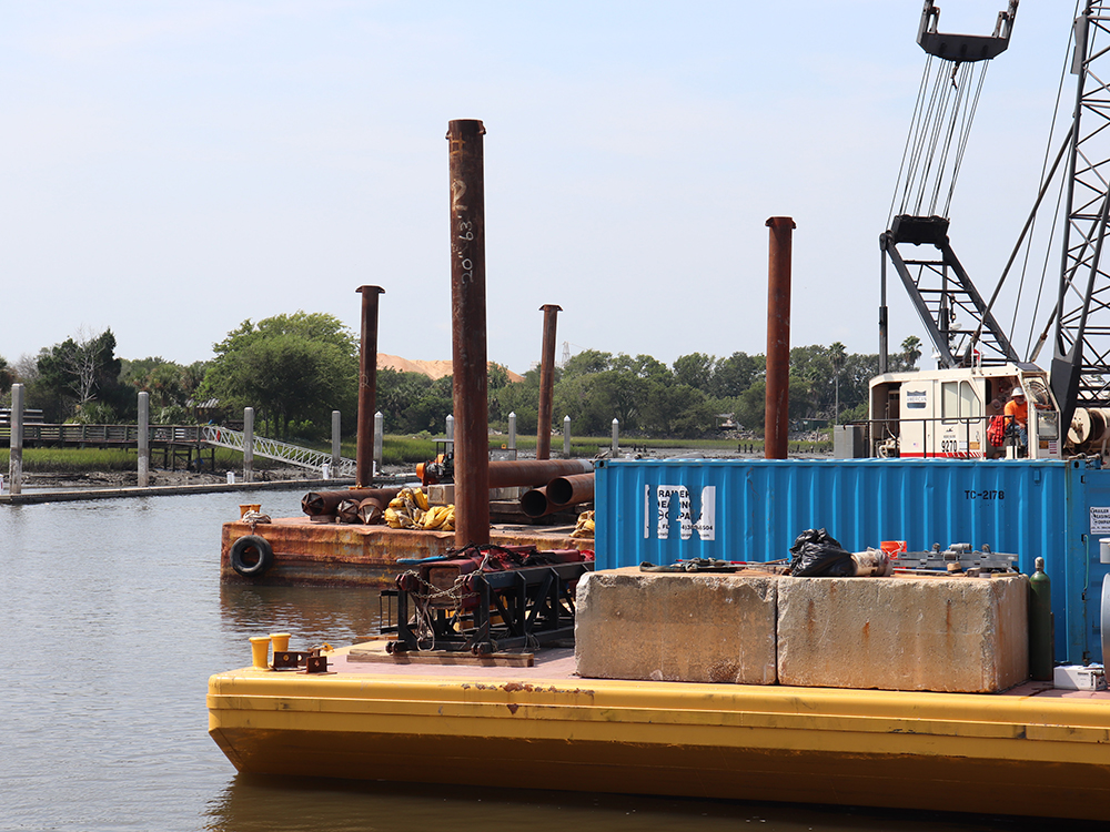 marina maintenance and repair services