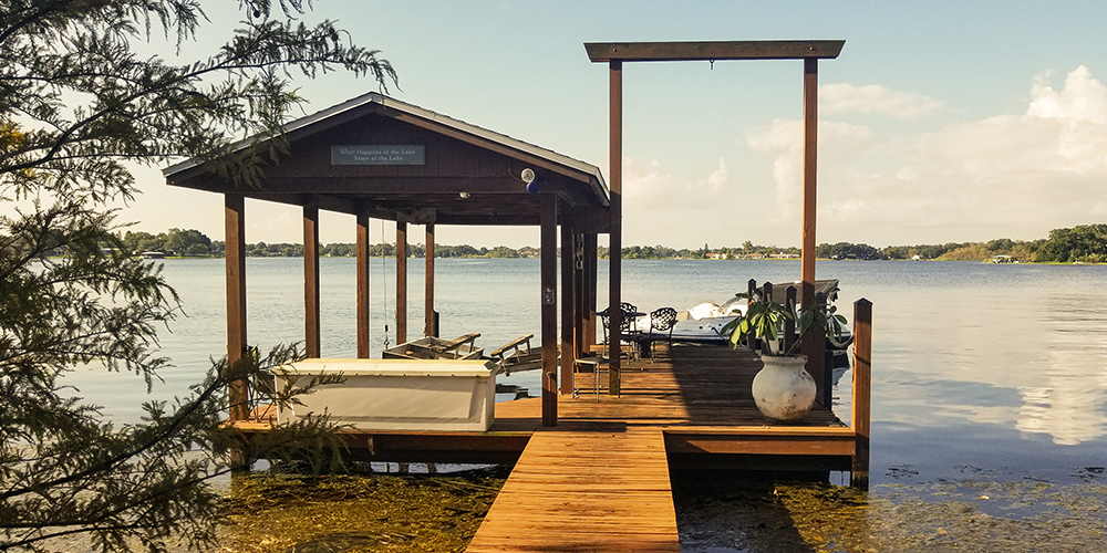 residential boathouse plans and design ideas