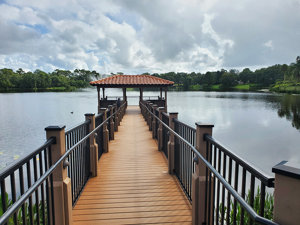 pier contractor and builders in central florida