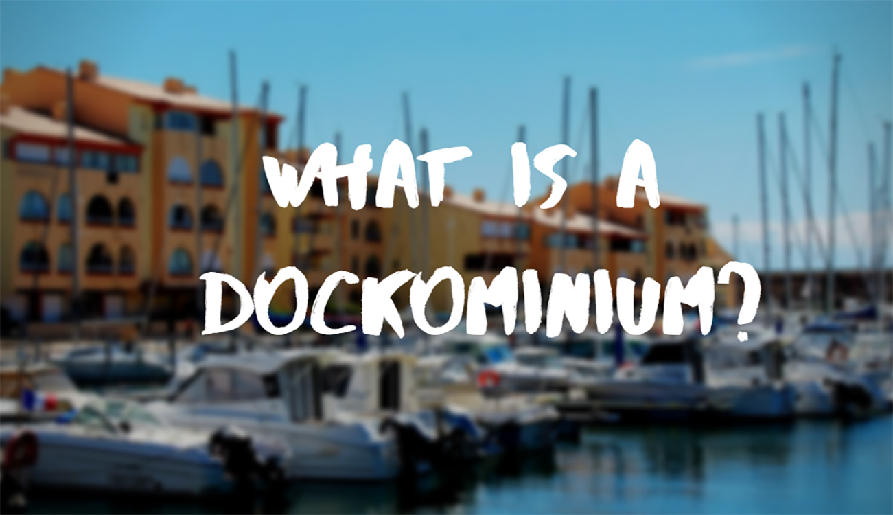 what is a dockominium