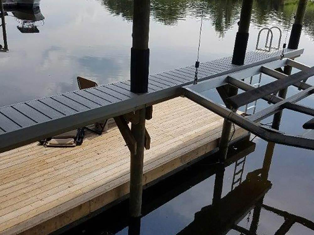 dock repair services