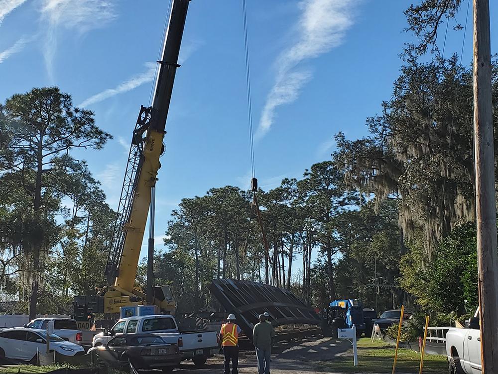 vehicle bridge contractors fender marine construction