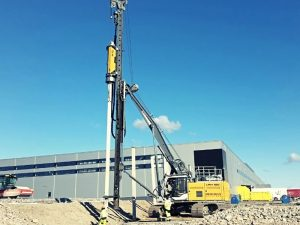 methods of pile driving