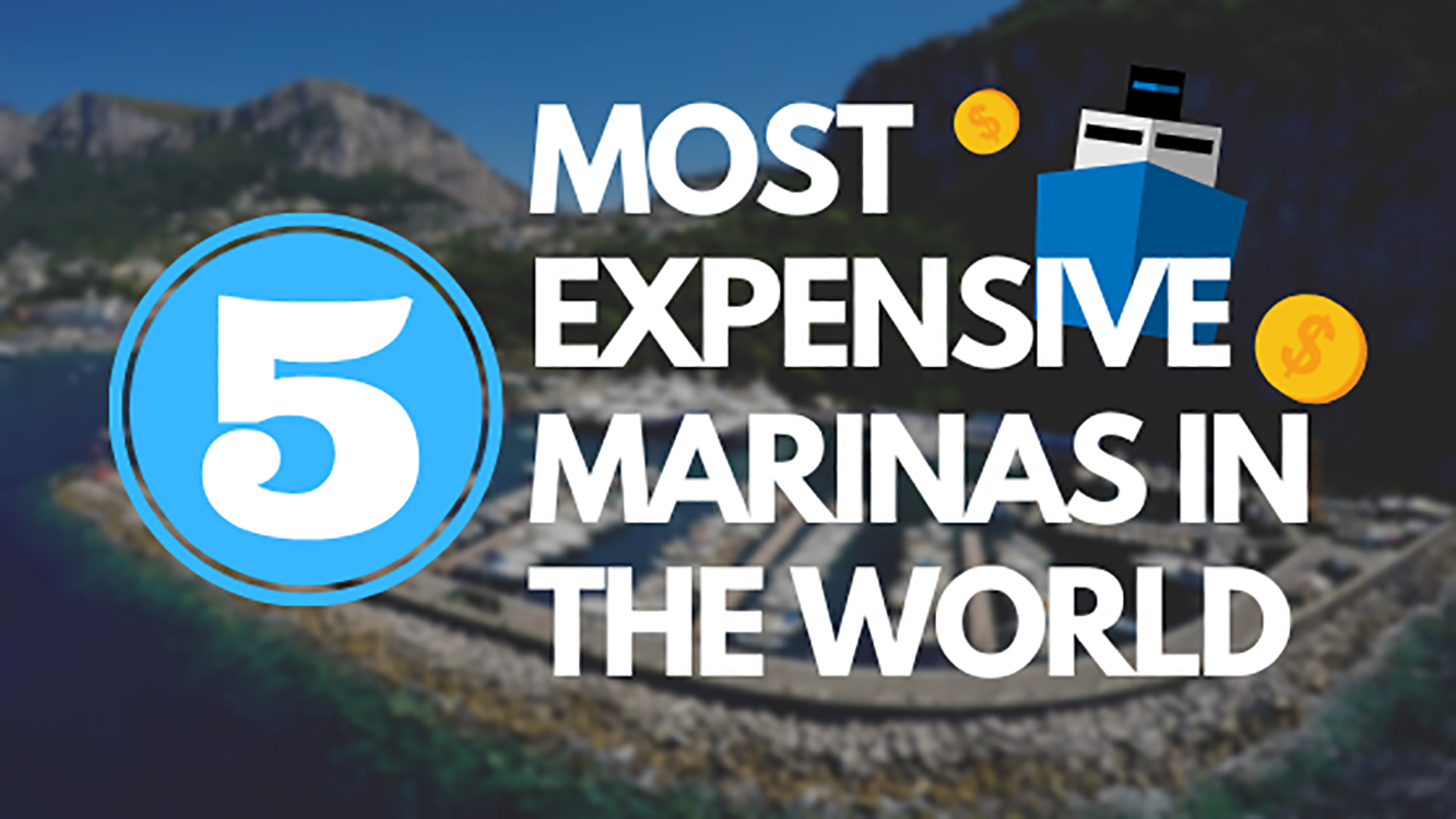 most expensive marinas in the world