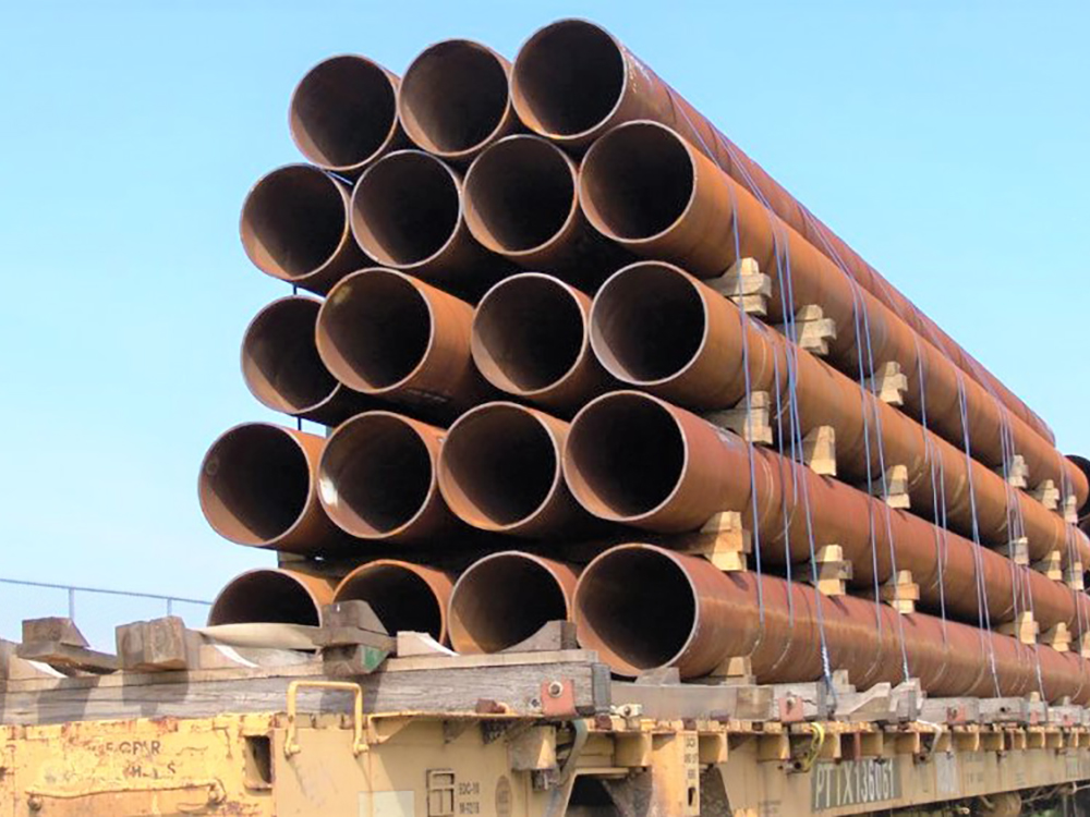 pipe pile driving services