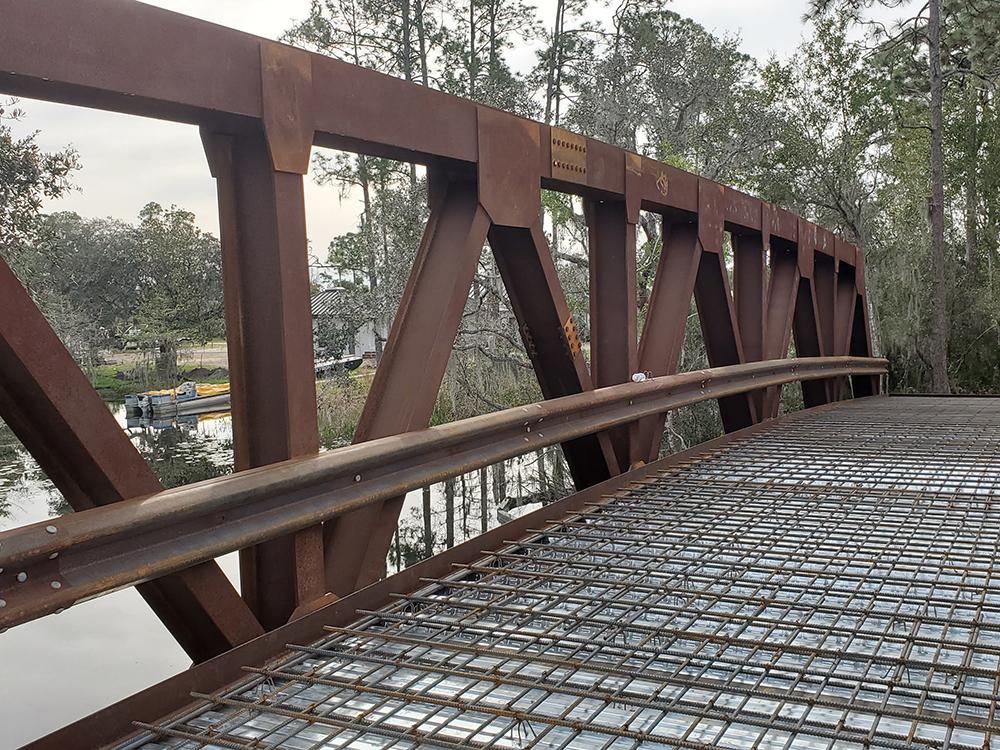 pocket lane vehicle bridge builder