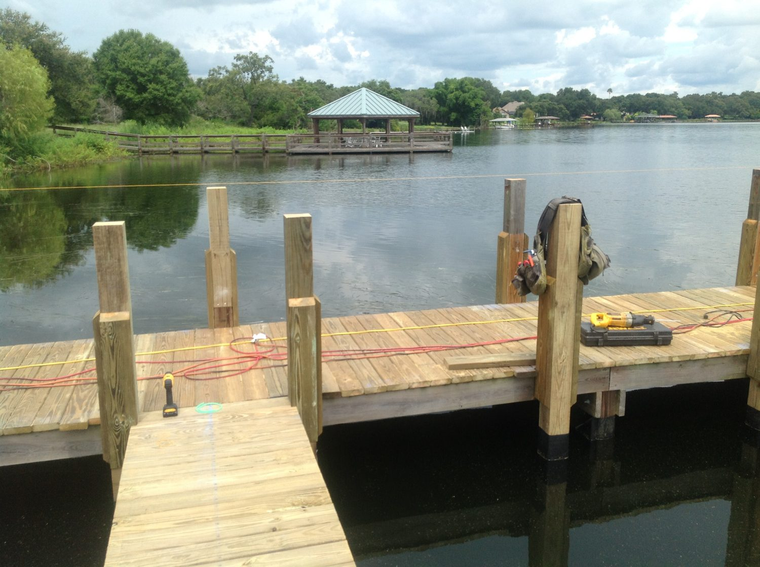 timber pile driving contractors in central florida