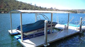 how long do floating docks last