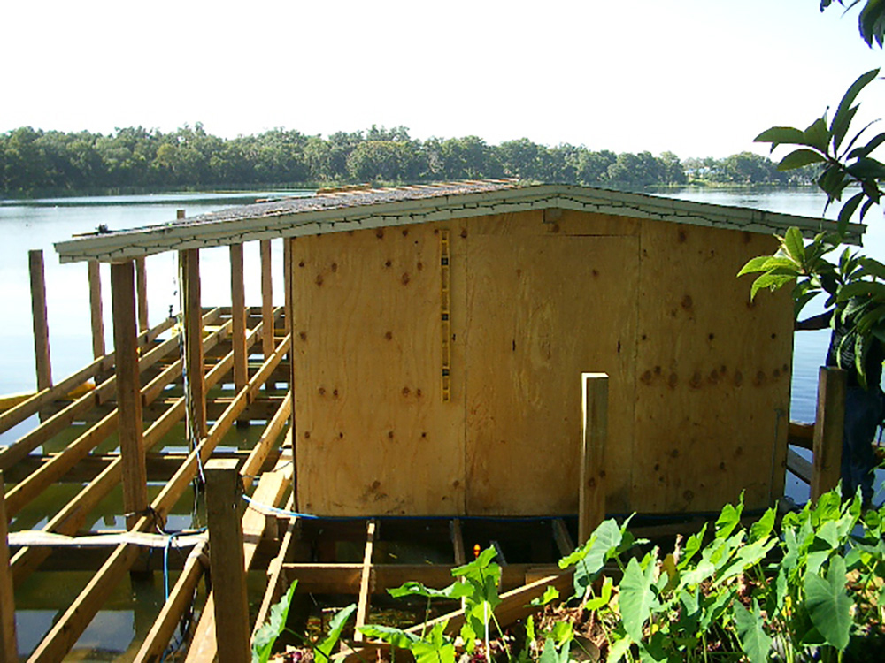 boathouse construction companies