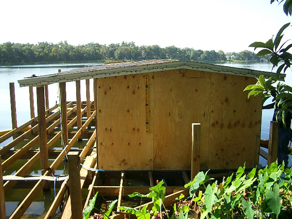 boathouse construction companies