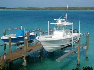 top boat lift builders central florida