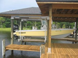top boat lift contractors and builders in florida