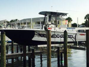 top boat lift contractors central florida
