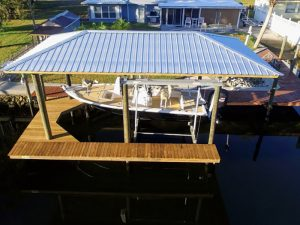 top boathouse contractors in florida