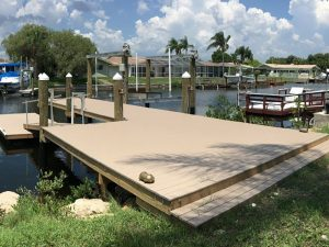 top floating dock builders