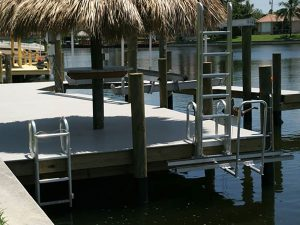 top floating dock construction companies