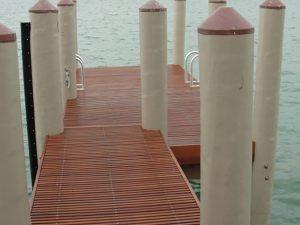 top floating dock contractors