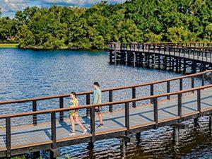top pedestrian bridge builders florida