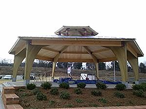 pavilion builders fender marine construction