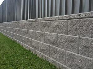 retaining wall builders fender marine construction